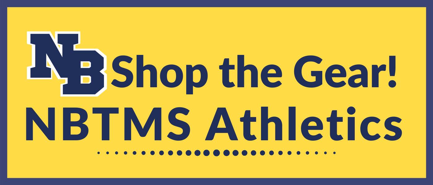 Shop the Gear: NBTMS Athletics