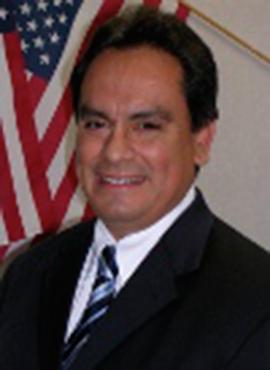 Vice President - George Valenzuela