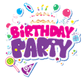 Birthday Party Information