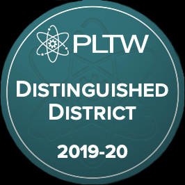 Project Lead The Way Distinguished School District