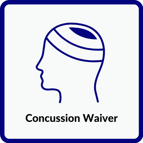 Concussion Wavier