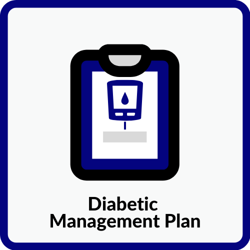 Diabetic Management Plan