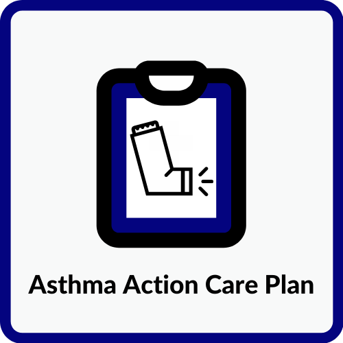 Asthma Action Care Plan