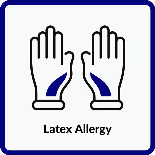 Latex Allergy