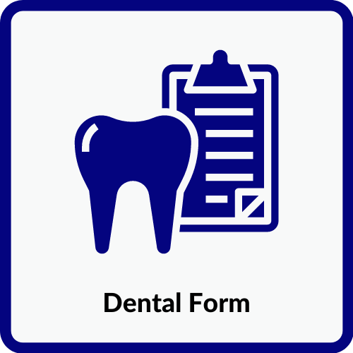 Dental Exam Form