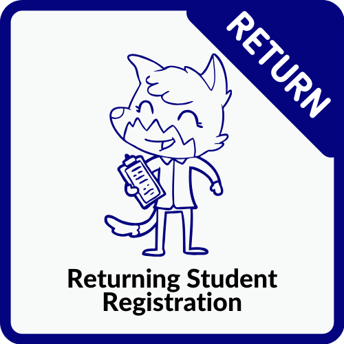 Returning/Current Student Registration