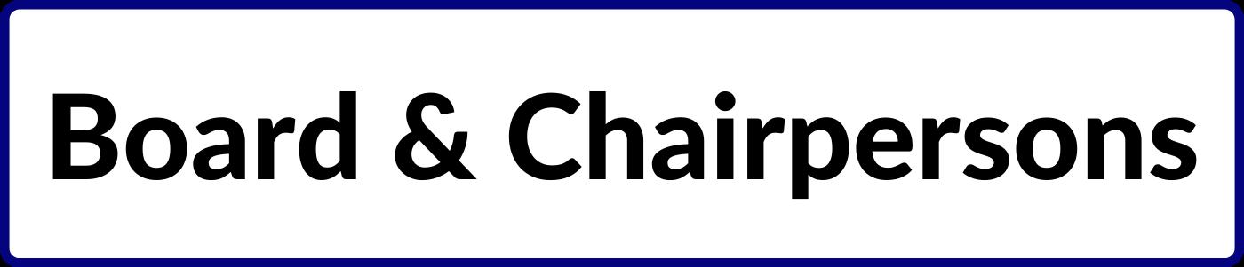 PTC Chairperson list