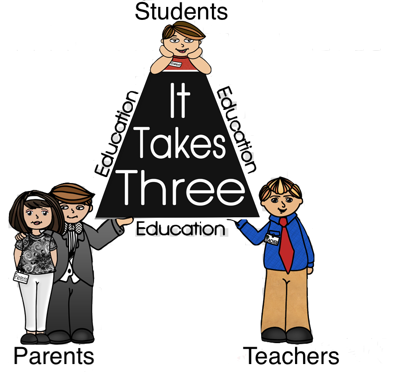 Education it takes three